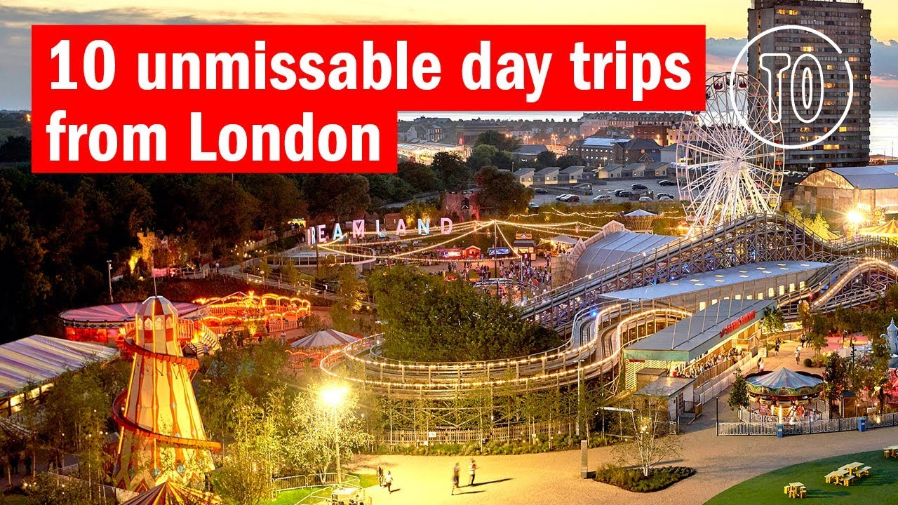 15 Best Day Trips From London For After Lockdown